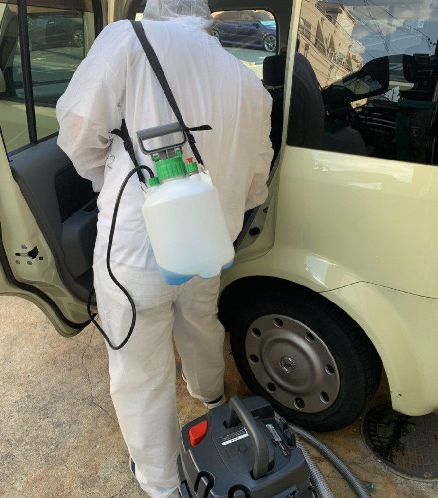 大阪のコロナ除菌消毒サービス業者